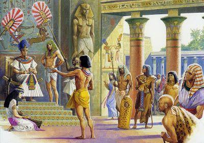 joseph-before-pharaoh