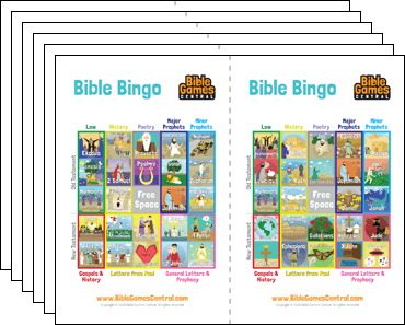 alvin_7-18-20_5_Bible Bingo Cards